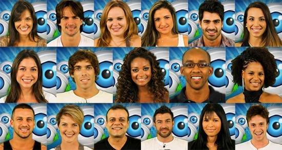 participantes bbb - Conheça os candidatos do BBB18