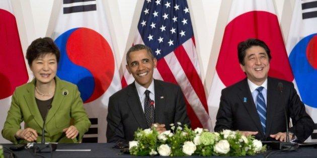 「日韓関係アメリカ」の画像検索結果