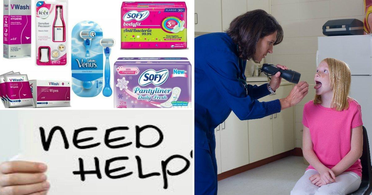 plea - School Nurses Plea For Feminine Hygiene Products
