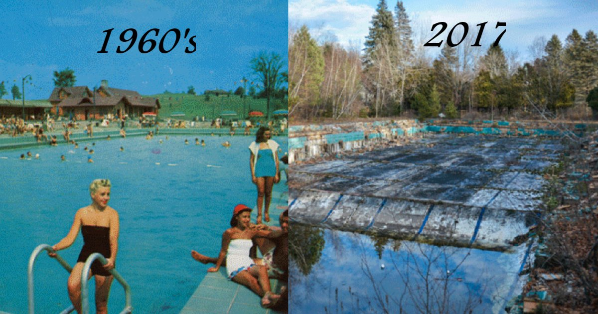 postcard.jpg?resize=636,358 - Photographer Takes Pictures Of 1960 Postcards To Compare Their Present Look, The Difference Is Unbelievable