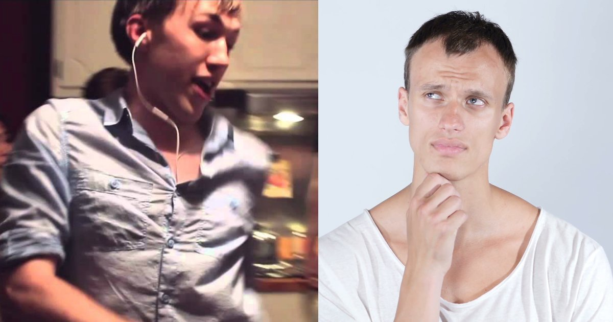 preston.jpg?resize=300,169 - Youtuber Engages One-Man Dance Party Out In Public Leaving Crowd With Mixed Feelings