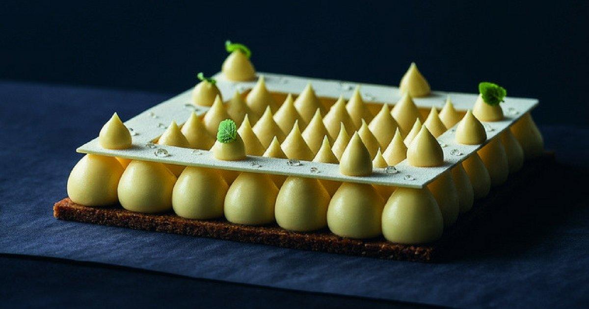 """sans titre - Découvrez la recette """"Haute Couture"""" de la tarte au citron par Cyril Lygnac"""