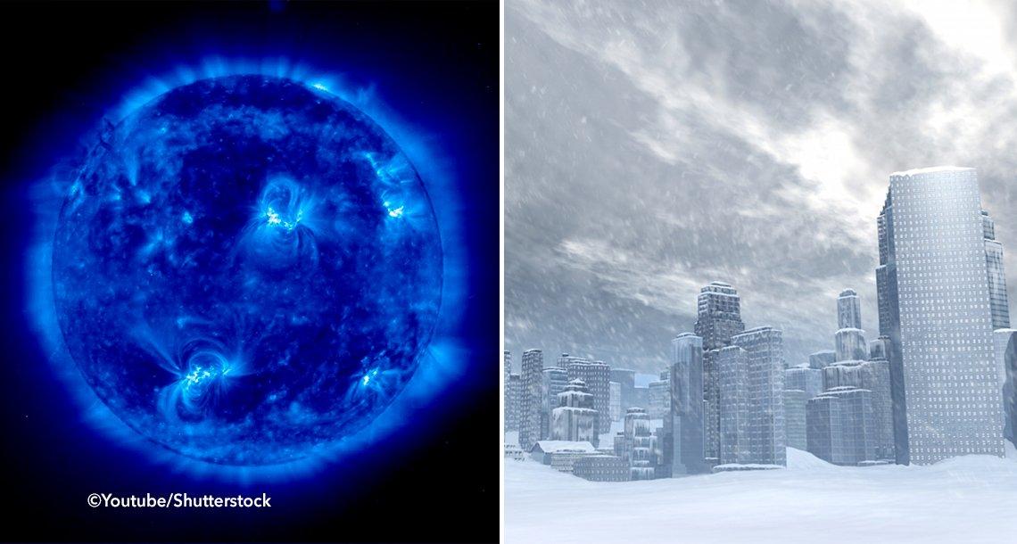 sassas - En 2050 tendremos una era glacial por el enfriamiento del Sol