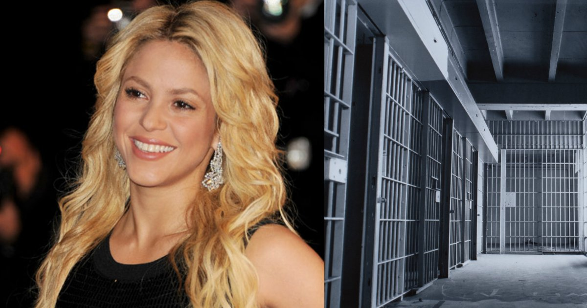 shakira prison - Shakira Is Reportedly Being Investigated, And Could Be Facing Arrest