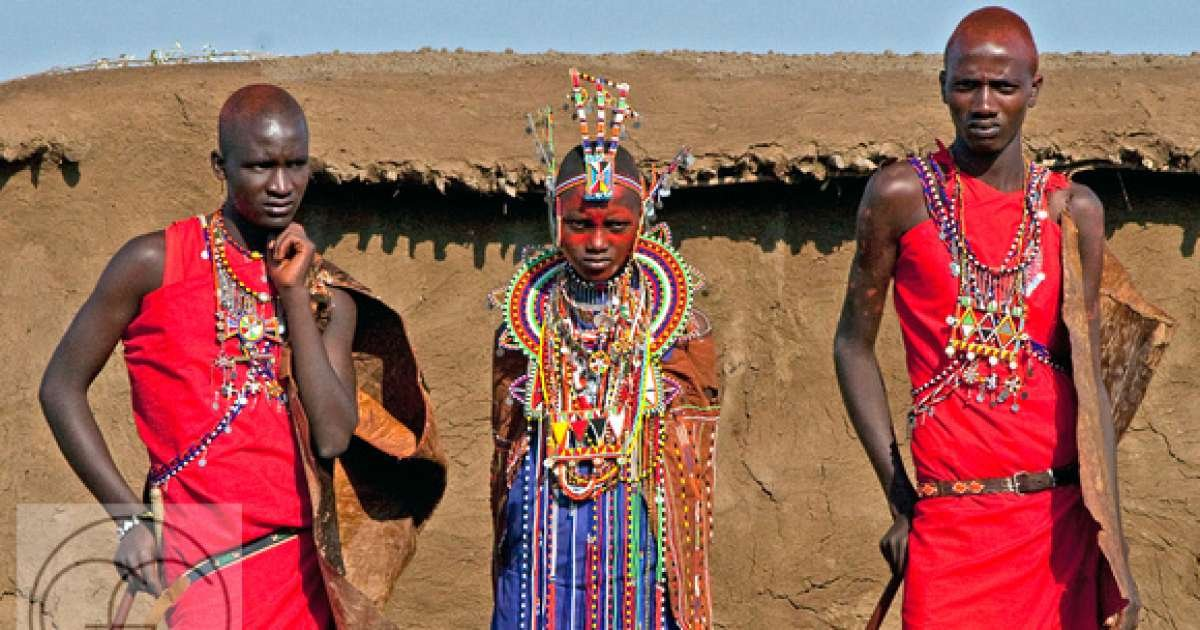 shocking culture all over the world Masai Wedding - 衝撃的な世界各地の性風習TOP5