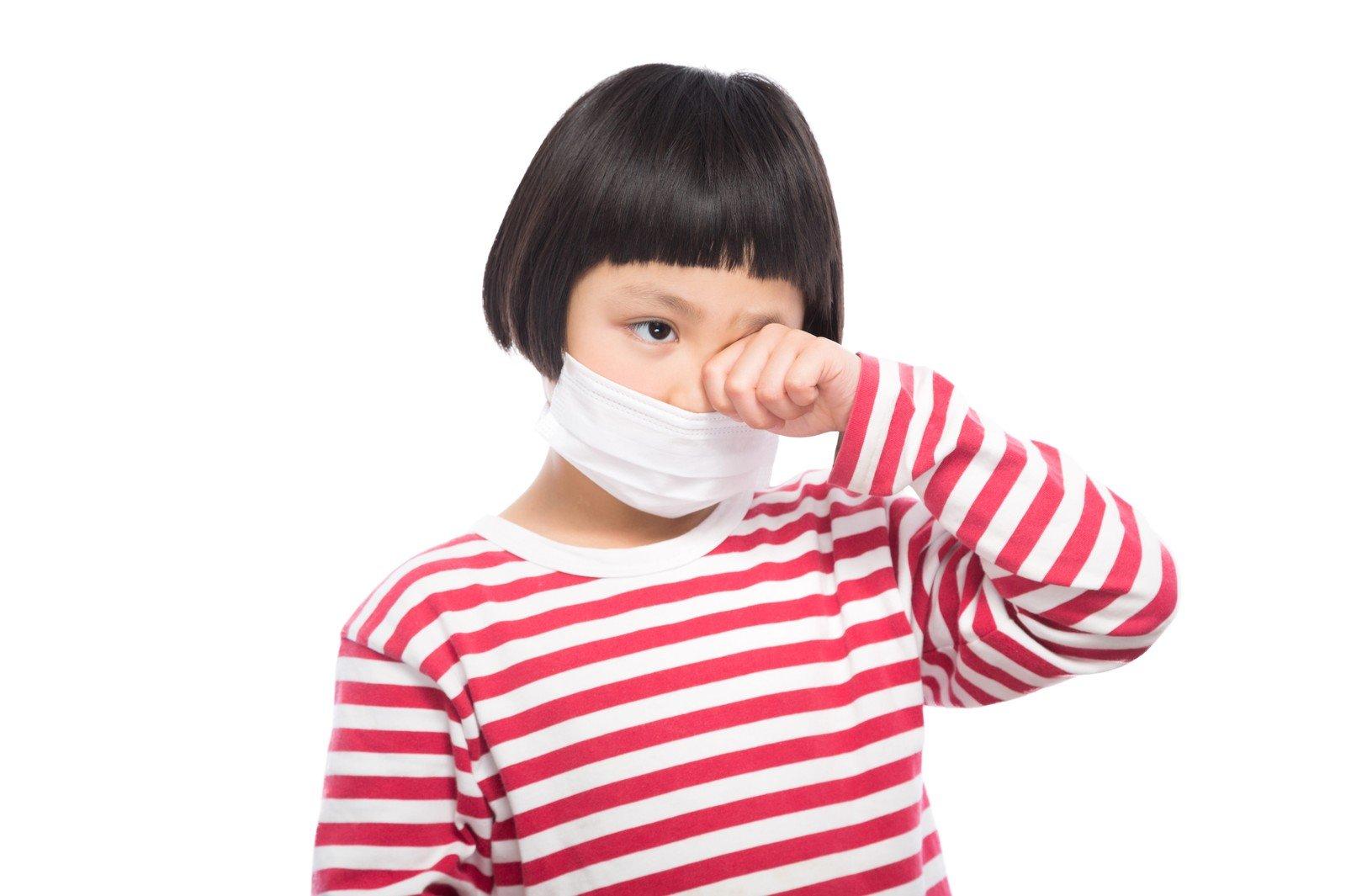 子ども 目 アデノウイルス結膜炎