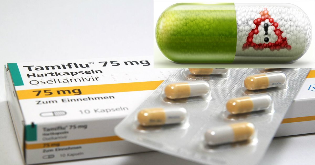 tamiflu.jpg?resize=300,169 - Popular Flu Medicine Turns Deadly For 2-Year-Old, Giving Him Hallucination