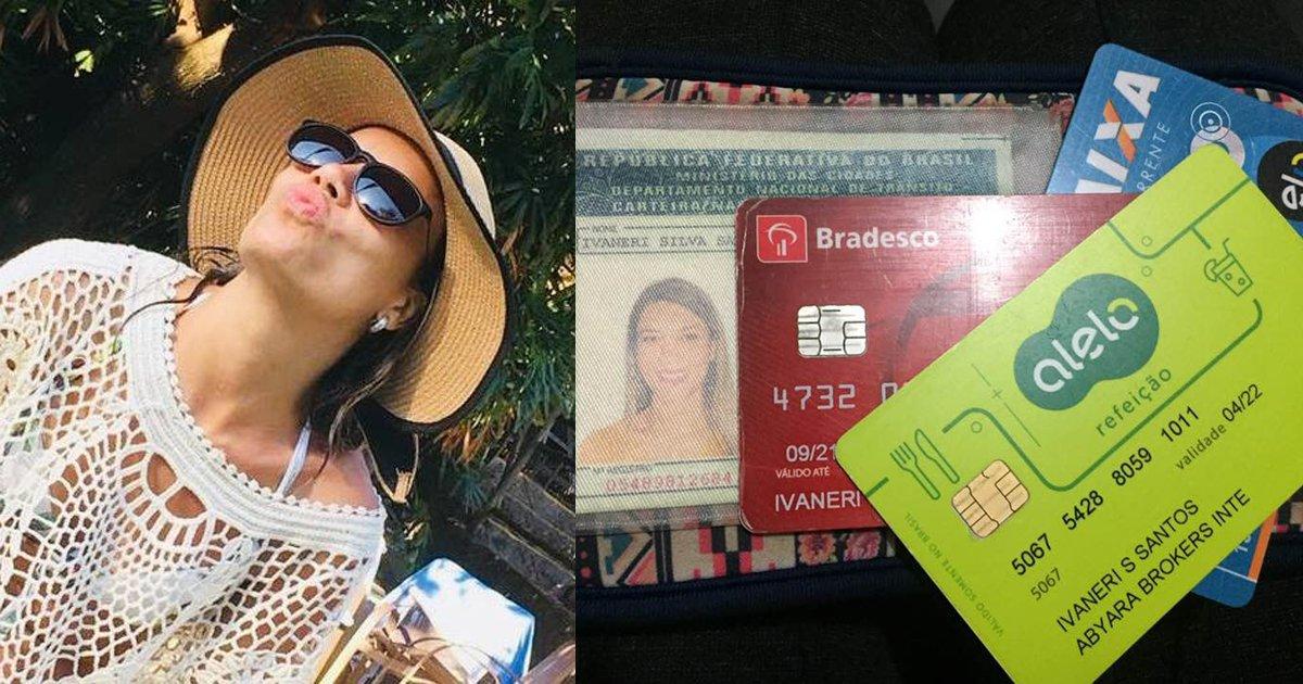 thumbnail5qvt.png?resize=1200,630 - Passageira esquece carteira em Uber e o motorista vai até a casa dela devolver em mãos