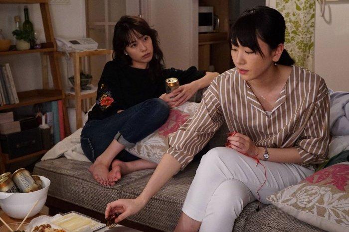 Image result for 戸田恵梨香 新垣結衣