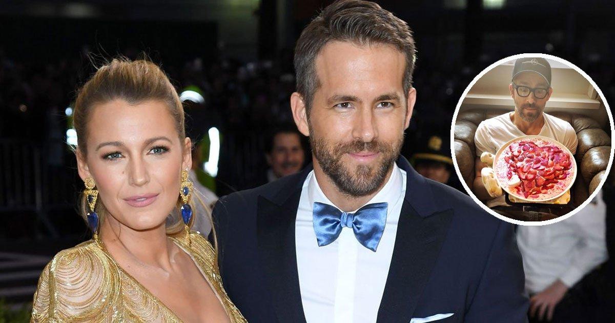 untitled 1 1 - Découvrez le cadeau hilarant de la Saint-Valentin de Ryan Reynolds à sa femme Blake Lively