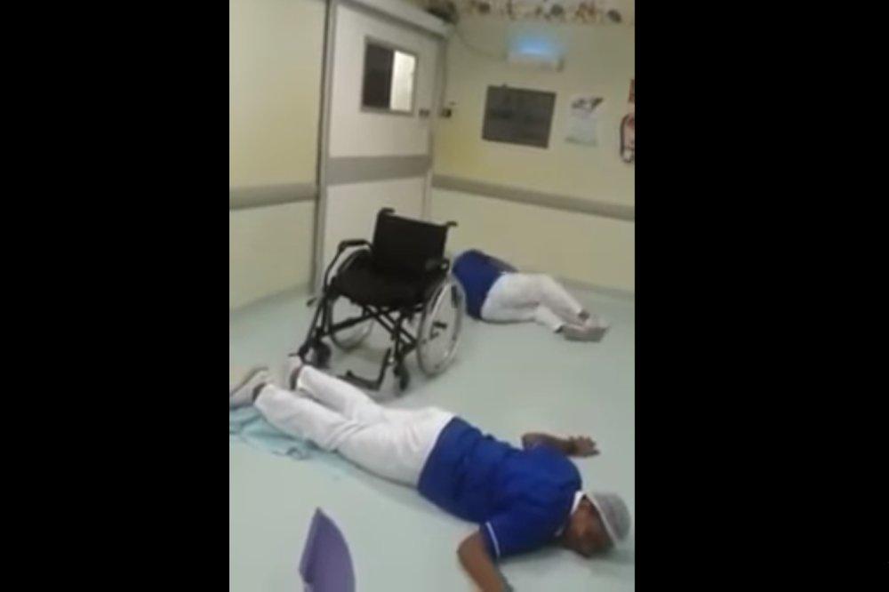 untitled 24.png?resize=648,365 - Funcionários de hospital são demitidos após vídeo de funk feito no trabalho parar no YouTube