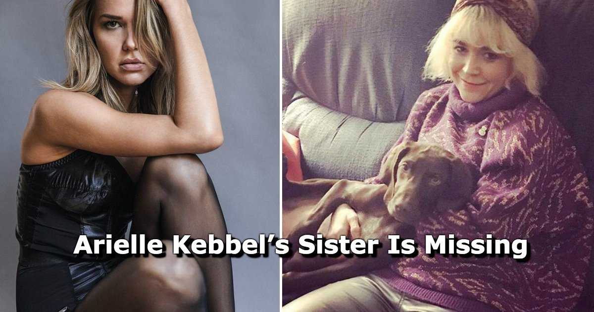 untitled 71 - '50 Shades Freed' Actress Arielle Kebbel's Sister Julia Is Missing And Arielle Begs Fans For Help