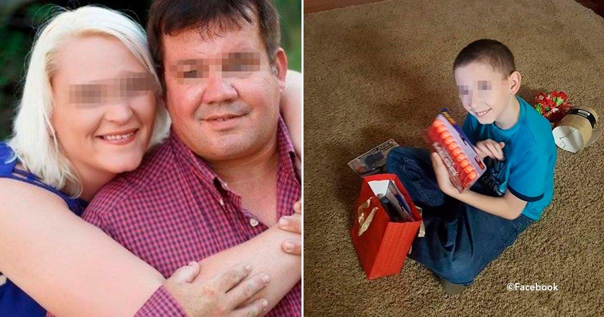 wewqdw.png?resize=1200,630 - Madre junta dinero haciéndole creer a su hijo que morirá de cáncer cerebral