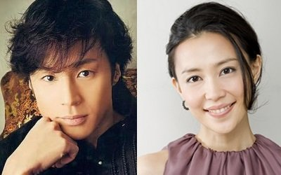 Image result for 木村佳乃 東山紀之