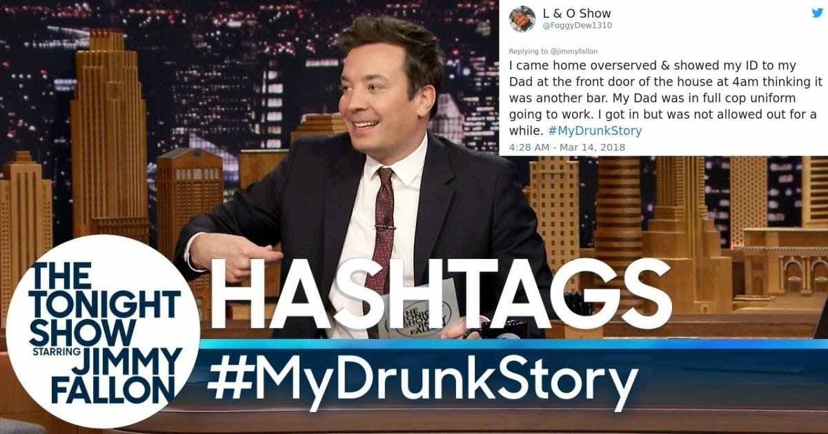 1 333.jpg?resize=300,169 - Jimmy Fallon Asks People To Share Their Funniest Drunk Stories, Here Are Some Of The Craziest Stories That Will Leave You In Fits Of Laughter