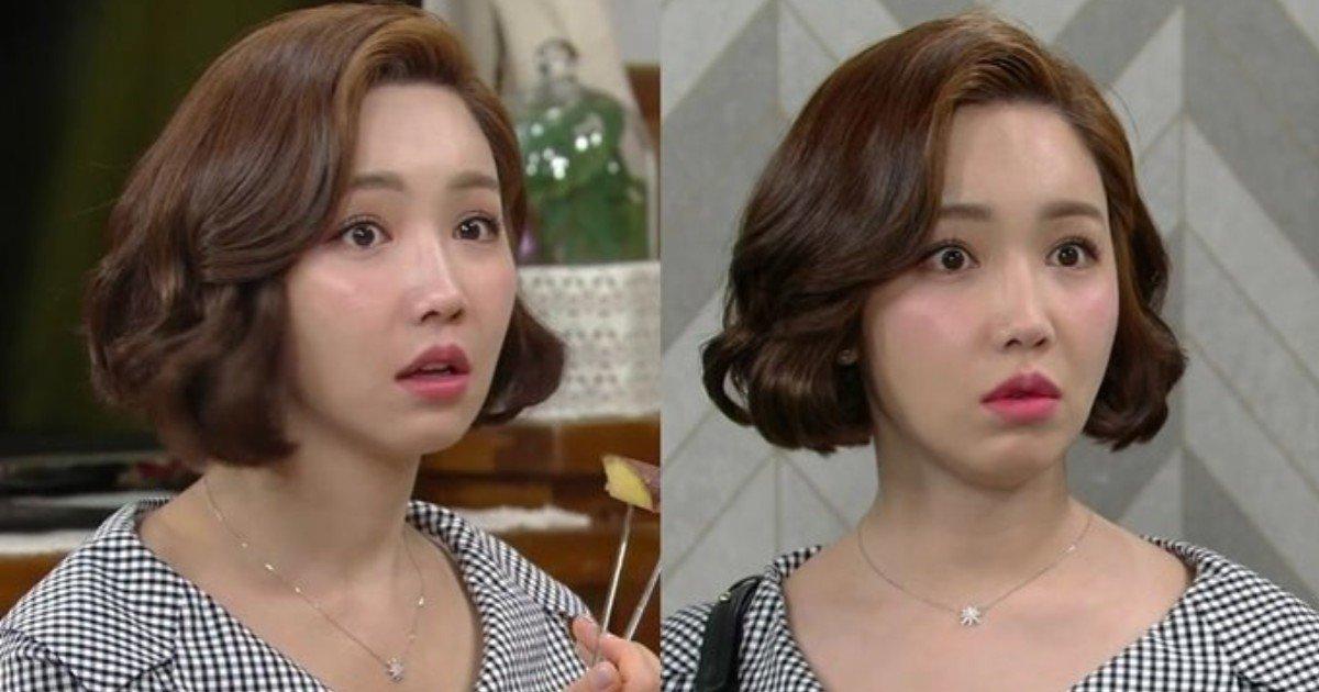 1 425 - 드라마 촬영 중 치마가 다 찢어졌다는 여배우 이유리의 촬영 비하인드