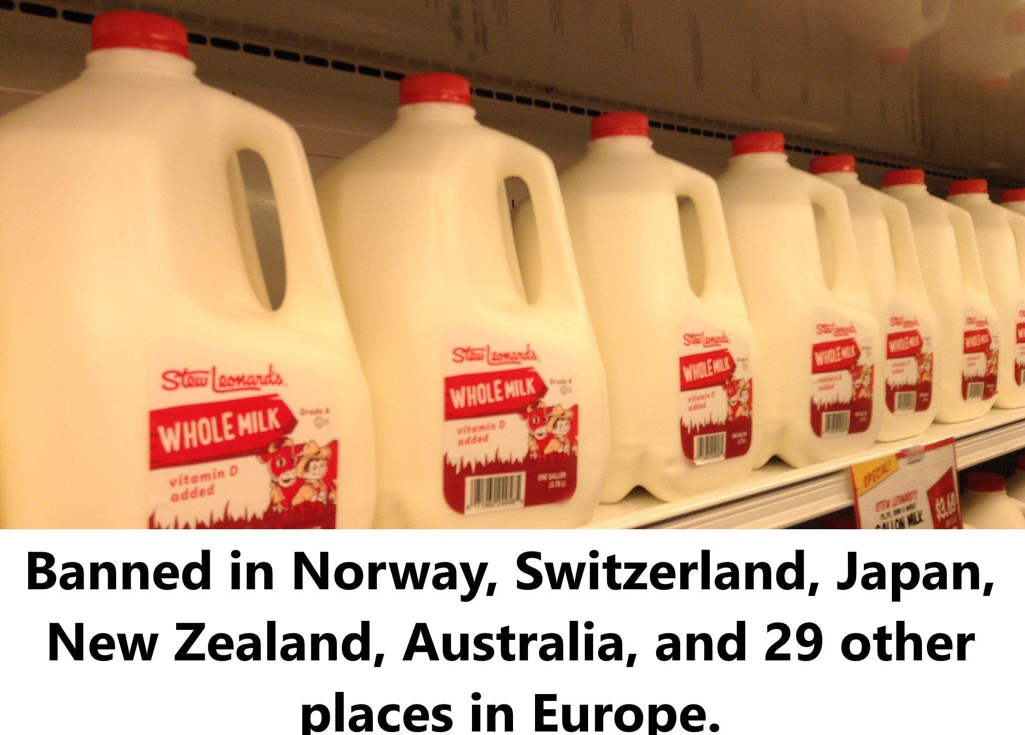 10 foods.jpg?resize=1200,630 - Ces 10 produits alimentaires sont interdits en raison des ingrédients néfastes qu'ils utilisent