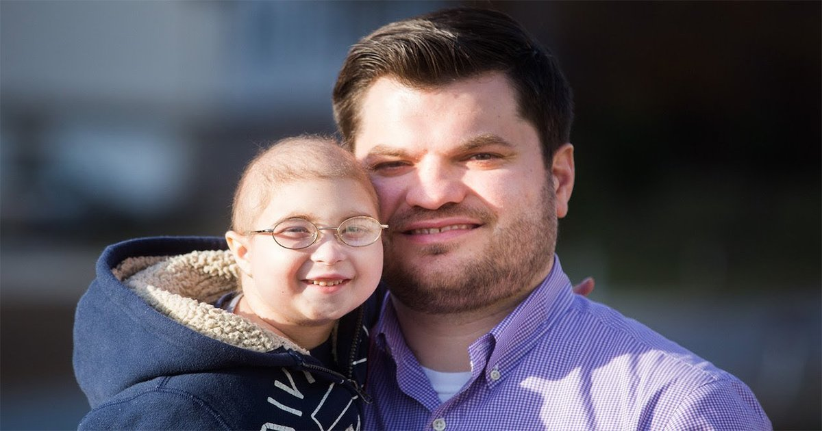 11ec8db8eb84ac 2 - This Kid's Rare Form of Dwarfism Makes Him One in Four Million