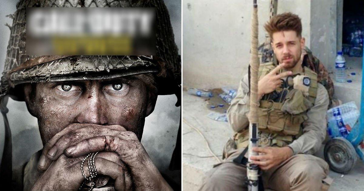 125 - '게임으로 익힌 전술' 활용해 IS와 실제로 맞서 싸운 화제의 남성
