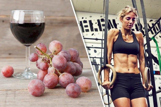 13185 - Pesquisa constata que beber uma taça de vinho causa os mesmos benefícios de uma hora de academia