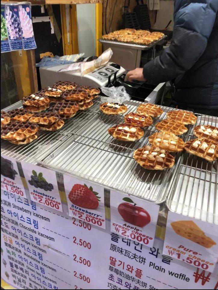 23 6 - 新亞洲美食王國?外國人認證29種神好吃的韓國街頭美食大盤點!