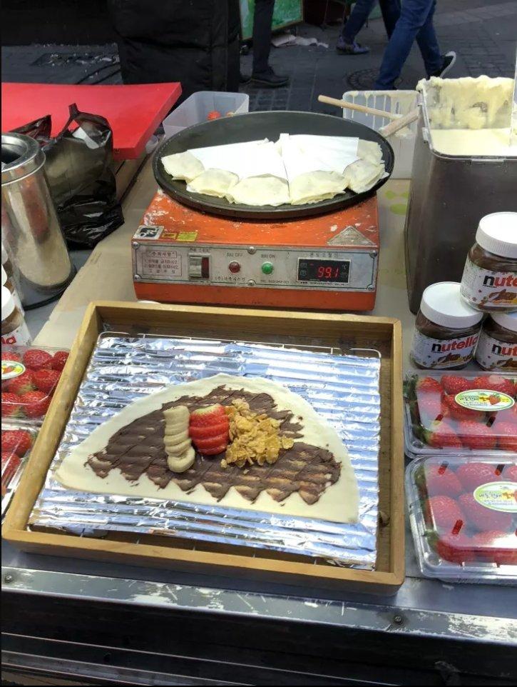 25 4 - 新亞洲美食王國?外國人認證29種神好吃的韓國街頭美食大盤點!