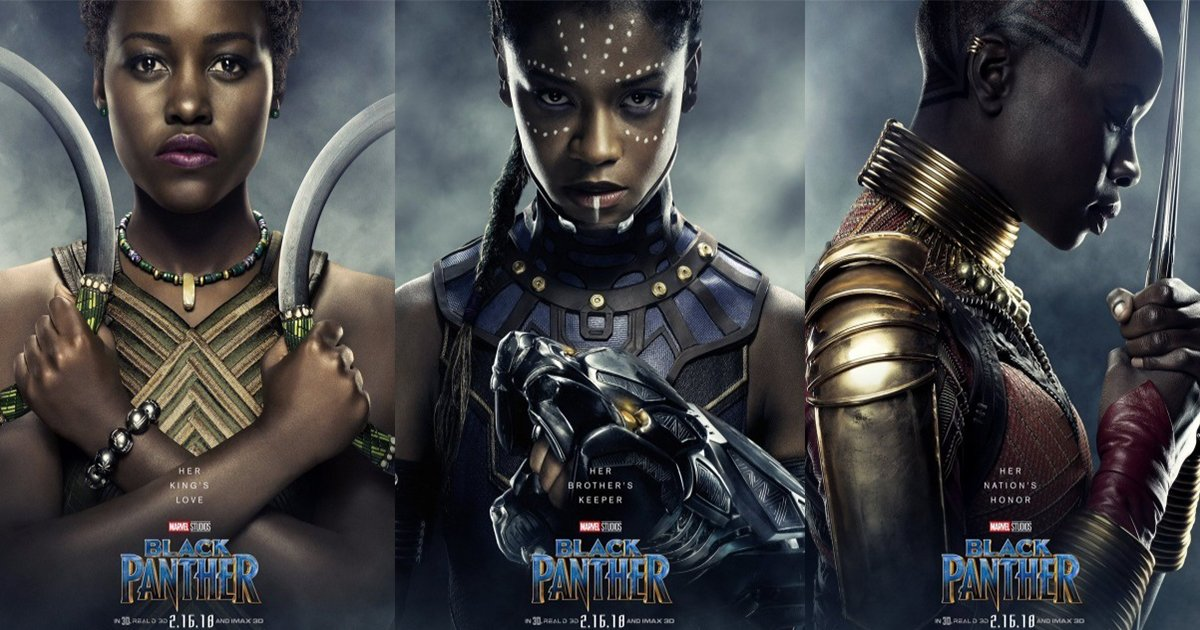 2ec8db8eb84ac 5 - Wakanda Female Warriors Take Center Stage in New 'Black Panther' Spin-off