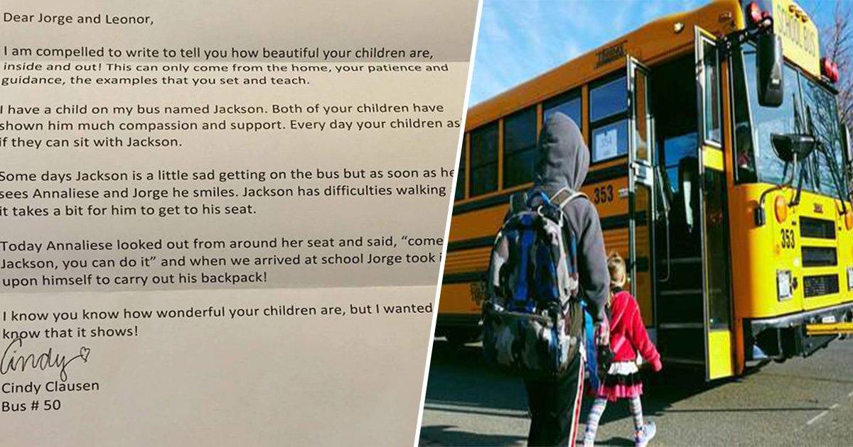 2ec8db8eb84ac 8.jpg?resize=1200,630 - Découvrez pourquoi une conductrice de bus a tenu à laisser un mot aux parents de ces deux enfants