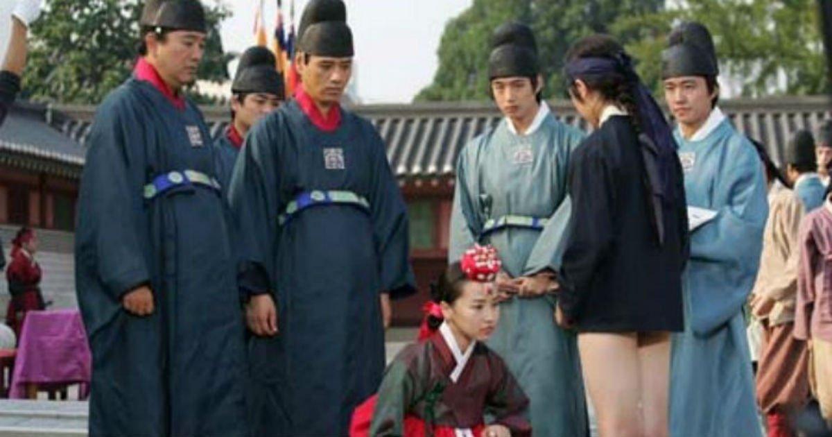 3232323 - 우리가 알지 못했던 조선시대 '내시'들에 대한 팩트 7가지