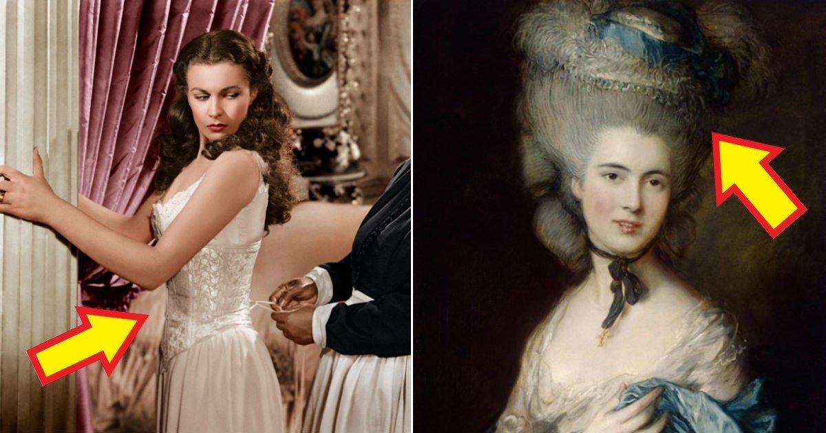 431 - 7 estilos de moda mortais das mulheres do passado