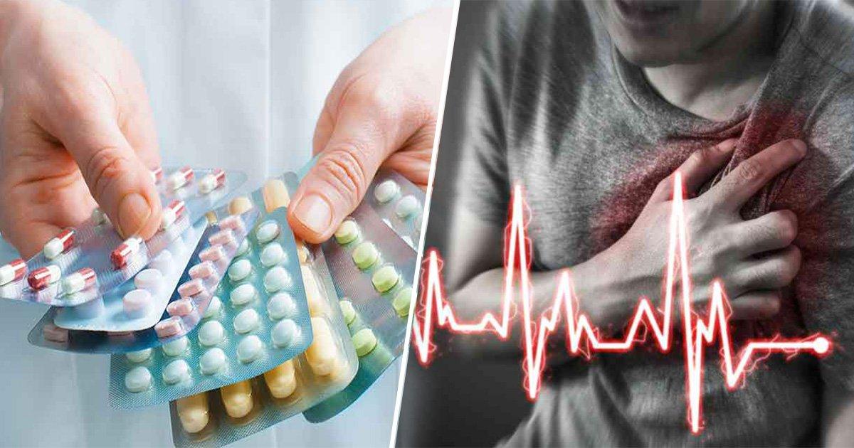 4ec8db8eb84ac 5 - Ces médicaments pharmaceutiques que vous devriez cesser de prendre immédiatement