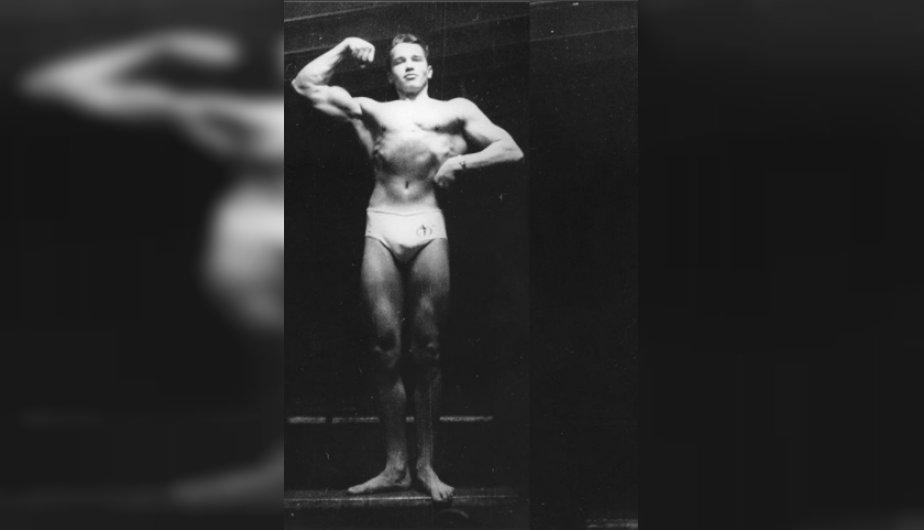 5aa6944480547  arnold schwarzenegger - Arnold Schwarzenegger publicó una foto inédita de como lucía a sus 16 años