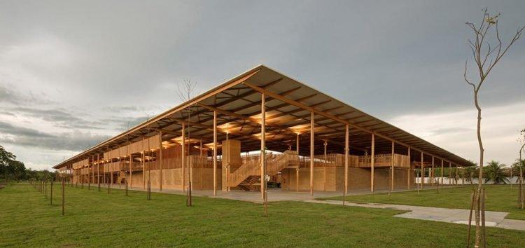 1 4 - Escola rural de Tocantins ganha prêmio de melhor projeto arquitetônico