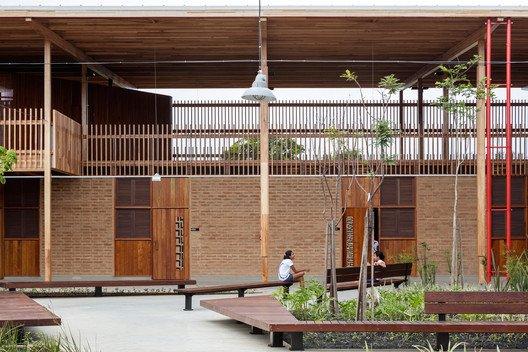 10 - Escola rural de Tocantins ganha prêmio de melhor projeto arquitetônico