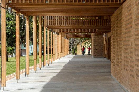 12 - Escola rural de Tocantins ganha prêmio de melhor projeto arquitetônico