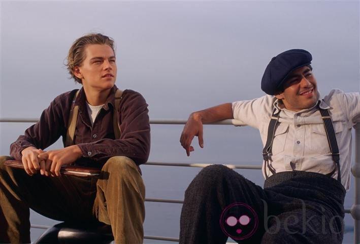 """19892 joven leonardo dicaprio pelicula titanic - Danny Nucci interpretó el papel del mejor amigo de Jack Dawson en """"Titanic"""" y ahora luce espectacular"""
