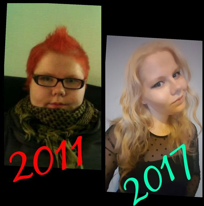 Few Years, And - 70kg. I Got New Life!