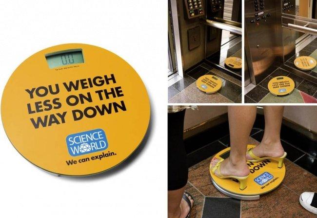 3956860 16 1518173369 650 b4514d63de 1519920638 - 15 increíbles y creativos anuncios publicitarios colocados en ascensores que te sorprenderán