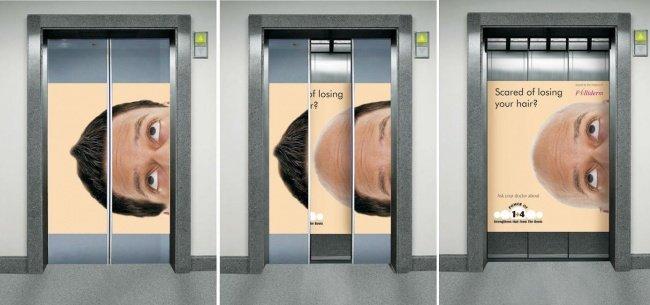 3956960 11 1518163733 650 541d2c0a19 1519920638 - 15 increíbles y creativos anuncios publicitarios colocados en ascensores que te sorprenderán