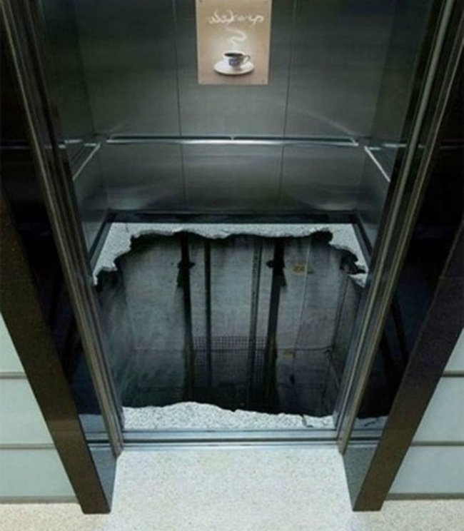 3957160 fotos frio na barriga 13 1518172527 650 a674b4e806 1519920638 - 15 increíbles y creativos anuncios publicitarios colocados en ascensores que te sorprenderán