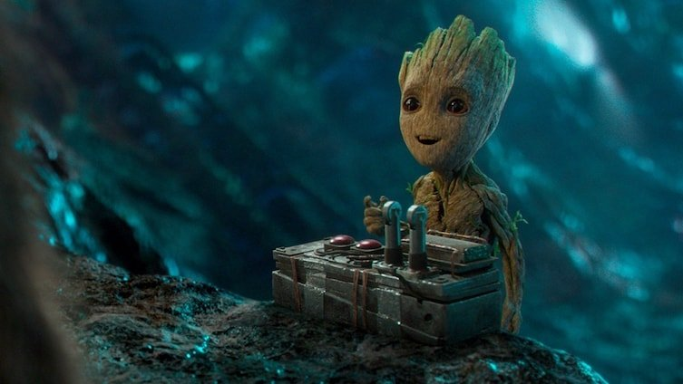 77304642 bccd 49a2 aab2 55431af9b6ed - James Gunn Shocked Fans When He Revealed That Groot Is Dead And That Baby Groot Is His Son
