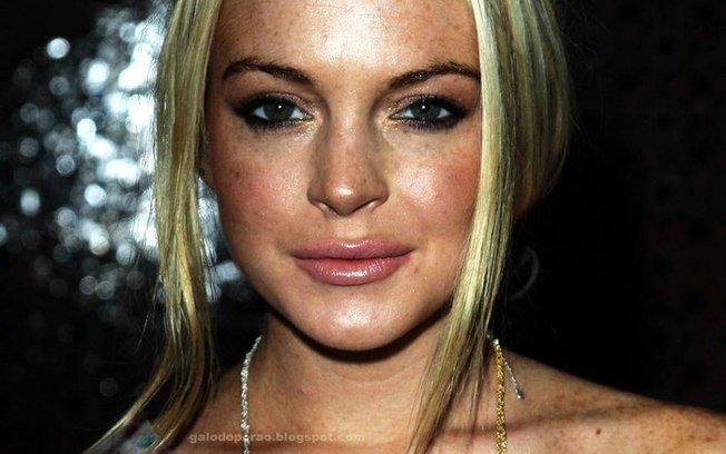 Lindsay Lohan já foi acusada por não pagar o aluguel, devendo mais de R0 mil reais aos proprietários do imóvel