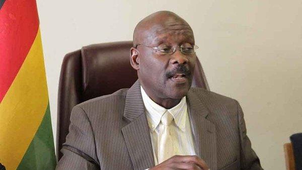 David Parirenyatwa, ministro de Salud de Zimbabwe