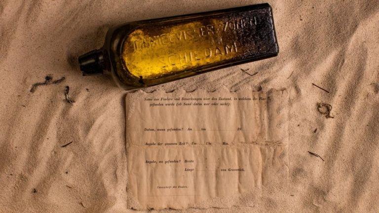 100305567 6934fc17 8658 4c9b 8ce9 bb0491350e04 - Hallan una botella en Australia con un mensaje de 132 años de antigüedad