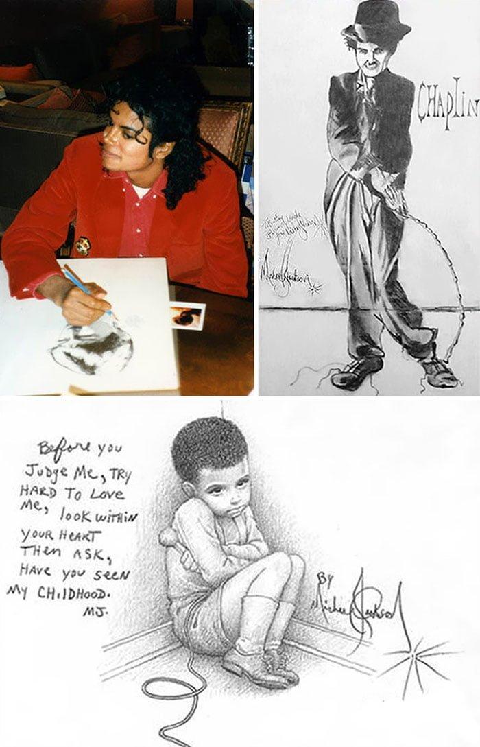 aXxYbYv 700b - ¿Podías imaginarte que estas celebridades sabían pintar? Aquí te mostraremos sus increíbles obras.
