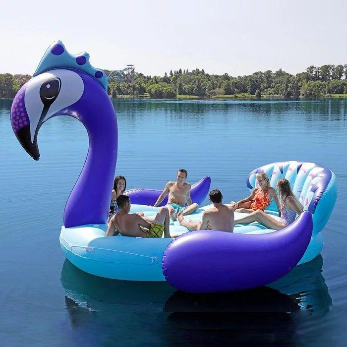 ayXXy8r 700bwp - Esta tienda estadounidense vende inflables gigantes de aves que flotan