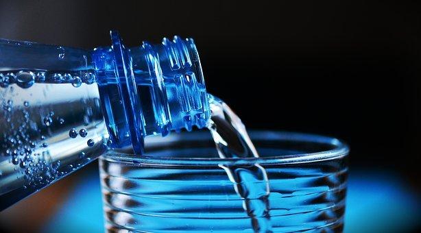 병, 광천수, 물 병, 식 수, 플라스틱 병, 미네랄 워터, 액체, 푸른