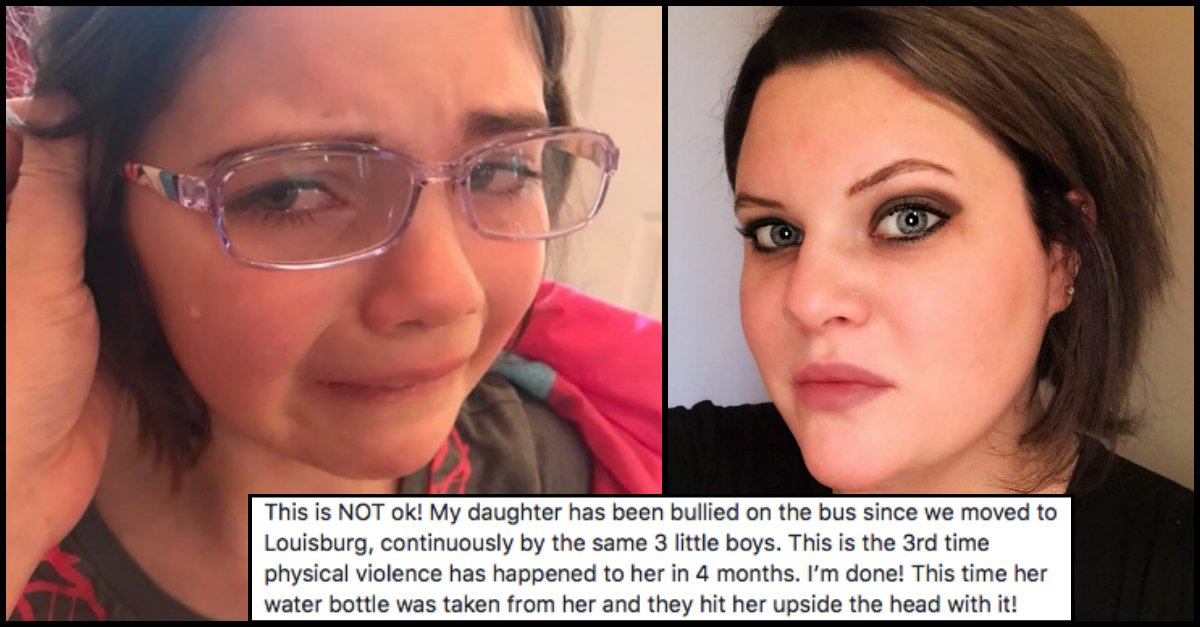 bullies new - When Bullies Started Picking On Her Daughter, This Angry Mom Took To Facebook To Call Them Out