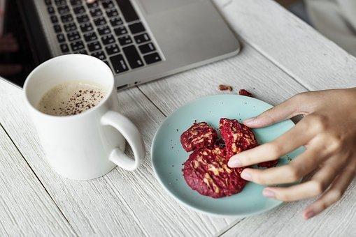 커피, 음식, 컵, 한잔, 테이블, 공기, 배경, 마실 것, 블로그