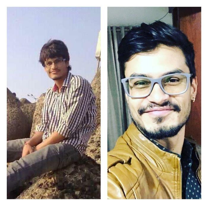 6 Years Do Bring Change!!